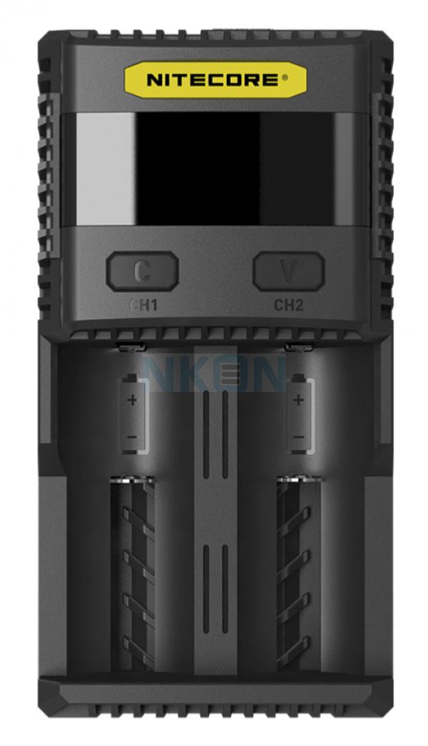 Nitecore SC2 batterijlader