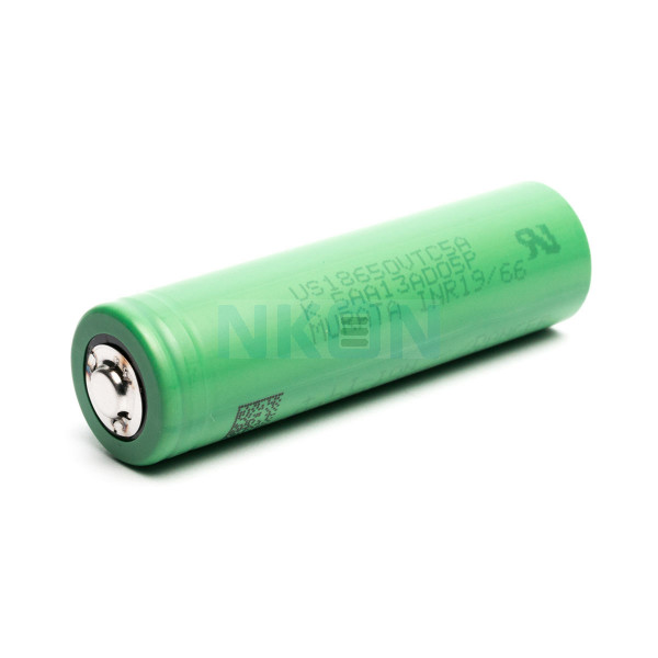 Sony / Murata US18650VTC5A 2600mAh - 35A met button top