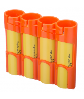 4x 18650 Powerpax Battery case