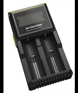 Nitecore Digicharger D2 batterijlader
