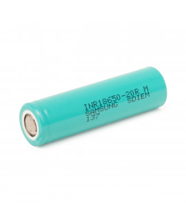 Samsung INR18650-20R 2000mAh - 22A - Refurbished