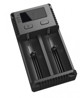 Nitecore Intellicharger i2 batterijlader