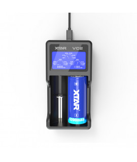 XTAR VC2 batterijlader